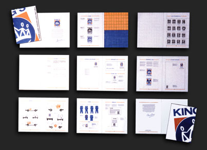 CHP Graphic Design branding for health care institution
