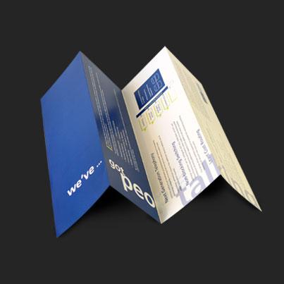 CHP Design Agency Branding for telecommunications sofware