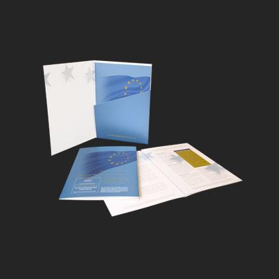 CHP Design Agency Branding for fund launch