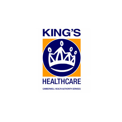 CHP Design Agency Branding for healthcare institutions